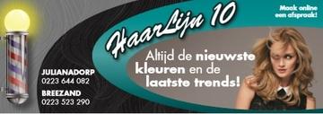 haarlijn 10 logo
