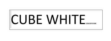 cube white logo